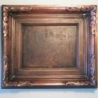 Jon Sasaki, <em>The Arists First Painting, Bronzed, </em> Originally Painted 1988, Bronzed 2007, Installation View