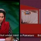 Bani Abidi, still from <em>The News</em>, video, 2001