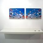 Jennifer Marman & Daniel Borins, Zabriskie, mixed media, 2007