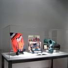 Jennifer Marman & Daniel Borins, documentation image of Display Case, mixed media, 2007