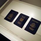 Jennifer Marman & Daniel Borins, documentation image of Fake Passports, 2007