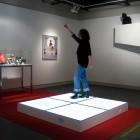 Jennifer Marman & Daniel Borins, Michael Jackson Dance Floor, mixed media, 2007