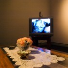 Peter Kingstone, documentation image from 100 Stories About My Grandmother, 2008, Gallery TPW