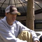 Peter Kingstone, still from 100 Stories About My Grandmother, video, 2007-8. (Jarrett)