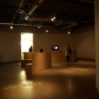 Installation view of Life Stories, 2008, Gallery TPW