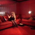 Tova Mozard, still from Leona Babette, video, 2002.