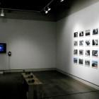 installation image from <em>War at a Distance</em>, 2009