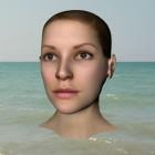 Geoffrey Pugen, still from <em>Virtual Bust of Julia Denzig</em>, HD video, 2010