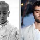 Eric Gottesman, <em>Tenanesh, eyes closed. Me thinking about Tenanesh</em>, promotional image, 2004/2011