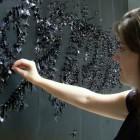 640 480, <em> Grand Gestures</em>, Installation View at Trinity Square Video, 2007.