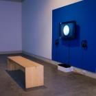 Christine Negus, <em>secret galaxy</em>, digital video, 2009, 3min. Documentation by Morris Lum.