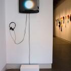 Christine Negus, <em>hope/alone</em>, digital animation, 2010, 1min 33sec. Documentation by Morris Lum.