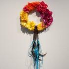 Christine Negus, <em>oh, those sad lonely beasts! (cosmos)</em>, installation detail, 2011-12. Documentation by Morris Lum.