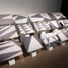 Emily Roysdon, <em> Untitled (From Sense and Sense)</em>, 2010. Installation view. Documentation by Morris Lum.