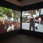 Igor Grubic, <em> East Side Story</em>, 2008. Installation view. Documentation by Morris Lum