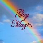 Chris Ironside, <em>Gay Magic. (Red Corundum)</em>, 2013
