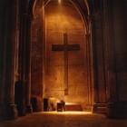 Hugh Martin, <em>Communication, Chartres Cathedral</em>, 2004