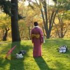 Frances Patella, <em>Kimono Girl</em>, 2012