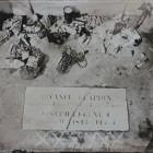 Lee Henderson, <em>Crypt of Marie Laveau as Tintype (Dead Medium), #5, </em>2014