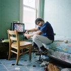 Stephanie Noritz, <em>Justin in his bedroom, from the series 'Little League', </em>2009