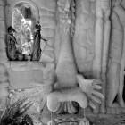 Marcus Schubert,<em> Bruno Weber's Throne, Dietikon, Switzerland,</em> 1987