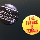 Cecilia Berkovic, Woman of Tomorrow, 2014