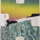 Talia Shipman, Swayed (Rainbow Water), 2014