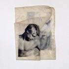 Abby McGuane, Figure Study (fold), 2013-2015