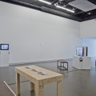 Installation view, <em>Working Conditions</em>, 2016. Documentation: Sam Cotter