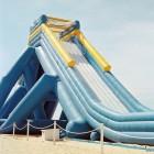 Erich DeLeeuw, Big Slide, Germany, 2014