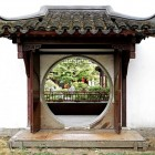 Morris Lum, Dr Sun Yat Sen Classical Chinese Garden, Exterior, 2013
