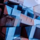 Jessica Thalmann, Pleats of Matter (Ross Building), 2016