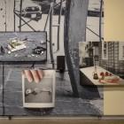 David Kelley, <em>Primarily Domestic</em>, 2016. Installation view. Documentation: Toni Hafkenscheid.