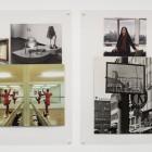 Luis Jacob, <em>Album XIV</em> (detail), 2016–17. Image montage in plastic laminate, 104 panels. Documentation: Toni Hafkenscheid.